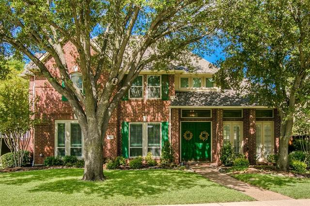211 Driftwood Drive, Coppell, TX 75019 (MLS #14459227) :: The Rhodes Team