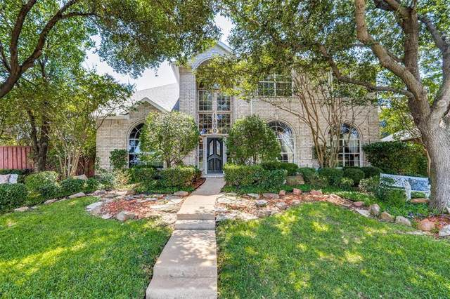 1400 Greenfield Drive, Plano, TX 75025 (#14459231) :: Homes By Lainie Real Estate Group