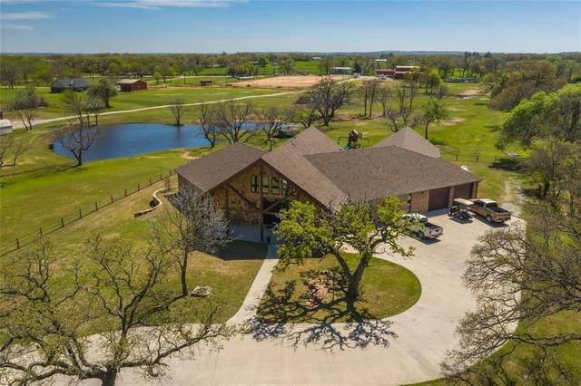 3551 Holbrook Road, Springtown, TX 76082 (MLS #14459242) :: Trinity Premier Properties