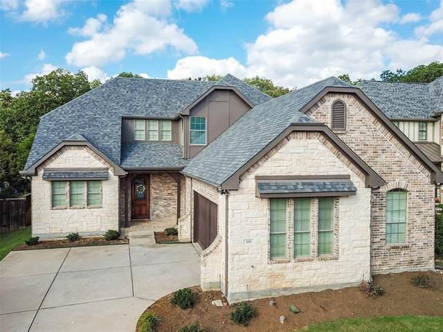 309 Thistle Ridge, Denton, TX 76210 (MLS #14459258) :: The Chad Smith Team