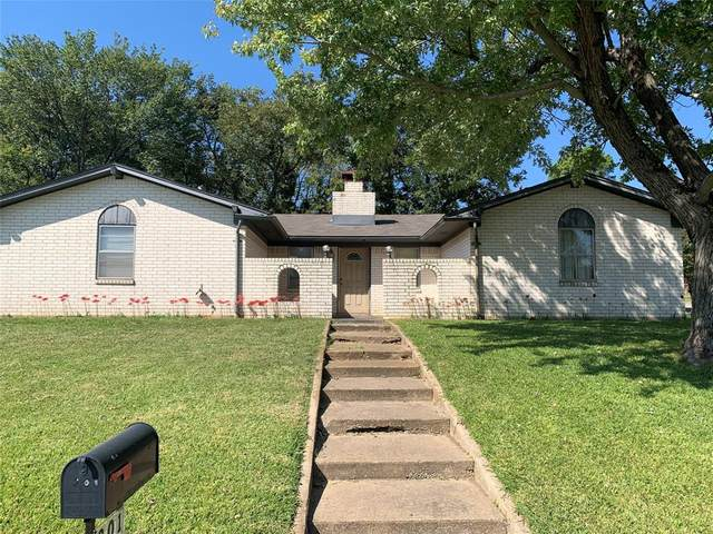 301 Ross Avenue, Denison, TX 75020 (MLS #14459266) :: All Cities USA Realty