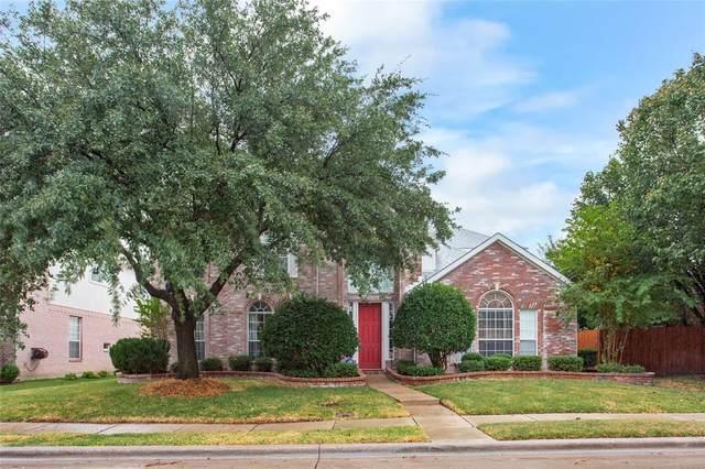 1684 Castle Rock Drive, Lewisville, TX 75077 (MLS #14459282) :: Post Oak Realty