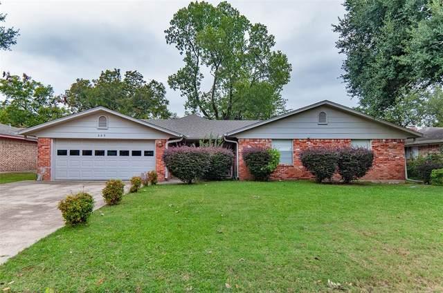 309 Walnut Street, Terrell, TX 75160 (MLS #14459291) :: Trinity Premier Properties