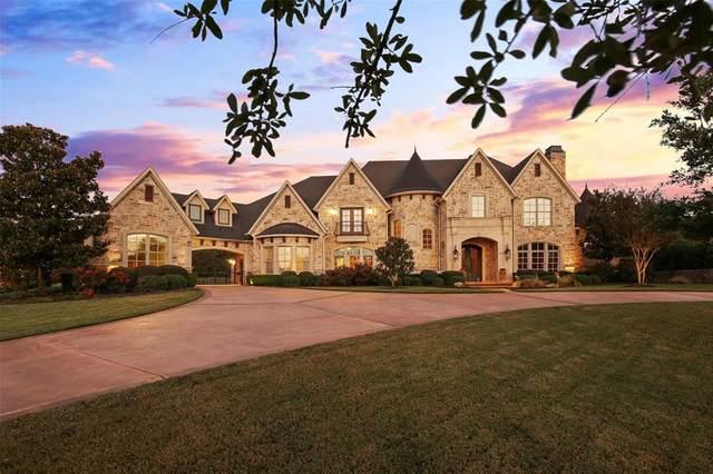 3504 Woodland Hills Court, Flower Mound, TX 75022 (MLS #14459295) :: The Mauelshagen Group