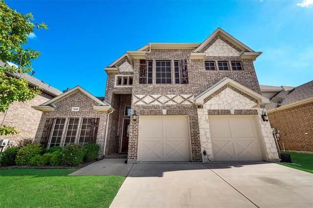 8349 Blue Periwinkle Lane, Fort Worth, TX 76123 (MLS #14459322) :: The Mauelshagen Group