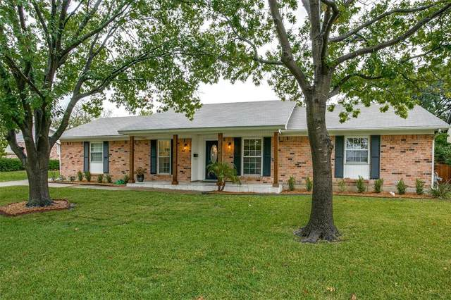 14606 Southern Pines Drive, Farmers Branch, TX 75234 (MLS #14459330) :: Hargrove Realty Group