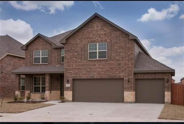 4221 Glen Abbey Drive, Fort Worth, TX 76036 (MLS #14459335) :: The Mauelshagen Group