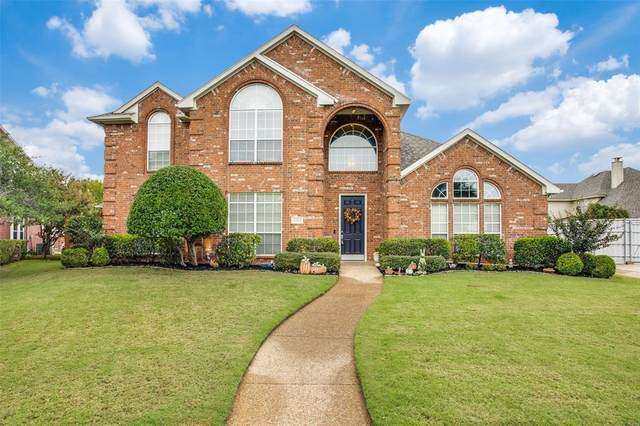 2004 Hill Haven Circle, Richardson, TX 75081 (MLS #14459341) :: The Mauelshagen Group