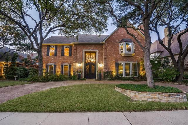 4601 Courtyard Trail, Plano, TX 75024 (MLS #14459344) :: Real Estate By Design