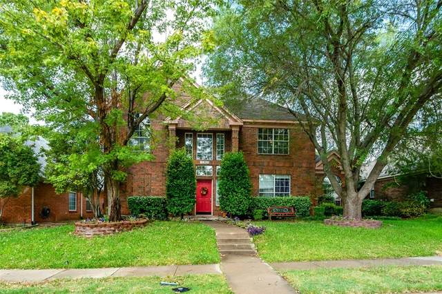 10300 Napa Valley Drive, Frisco, TX 75035 (MLS #14459357) :: The Daniel Team