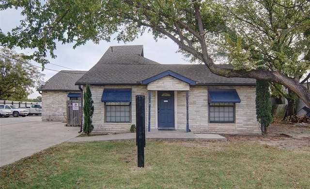 404 N Cherry Lane, White Settlement, TX 76108 (MLS #14459358) :: The Kimberly Davis Group