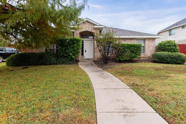 2819 Quail Hollow Drive, Sachse, TX 75048 (MLS #14459371) :: All Cities USA Realty