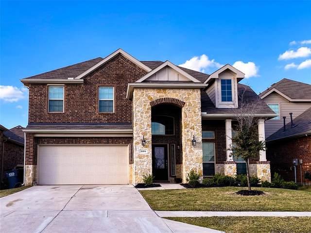 16104 Ryedale Road, Frisco, TX 75036 (MLS #14459394) :: The Mauelshagen Group