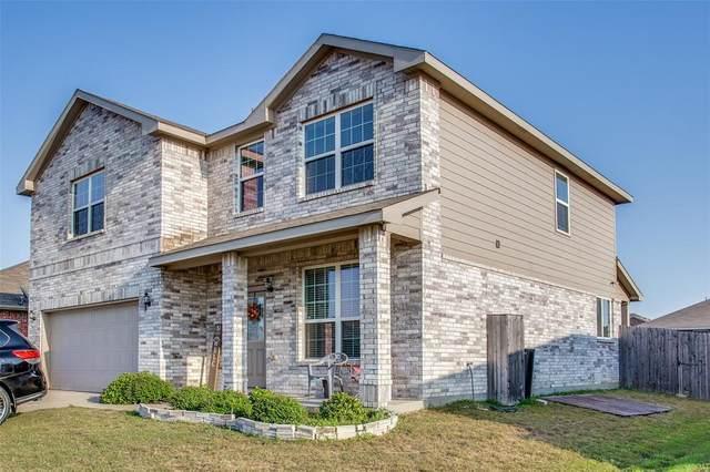 228 Rock Meadow Drive, Crowley, TX 76036 (MLS #14459406) :: The Mauelshagen Group