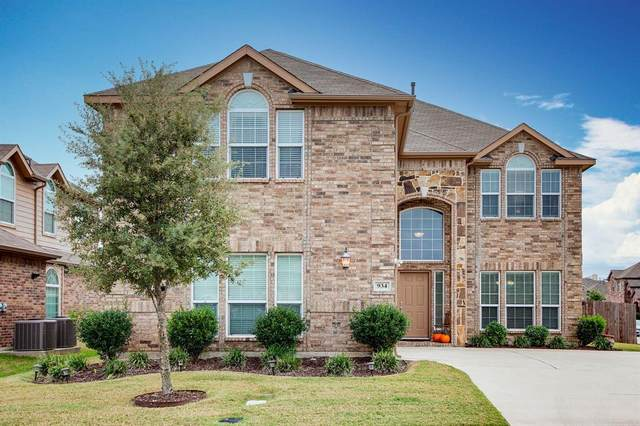 934 Witherby Lane, Lewisville, TX 75067 (#14459455) :: Homes By Lainie Real Estate Group