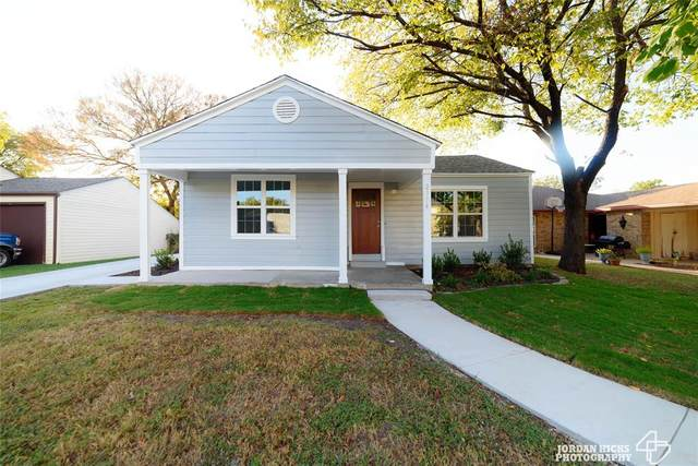 2314 Ryan Avenue, Fort Worth, TX 76110 (MLS #14459461) :: Keller Williams Realty
