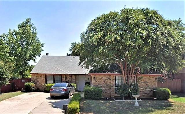 3301 Clovermeadow Drive, Fort Worth, TX 76123 (MLS #14459485) :: The Mauelshagen Group