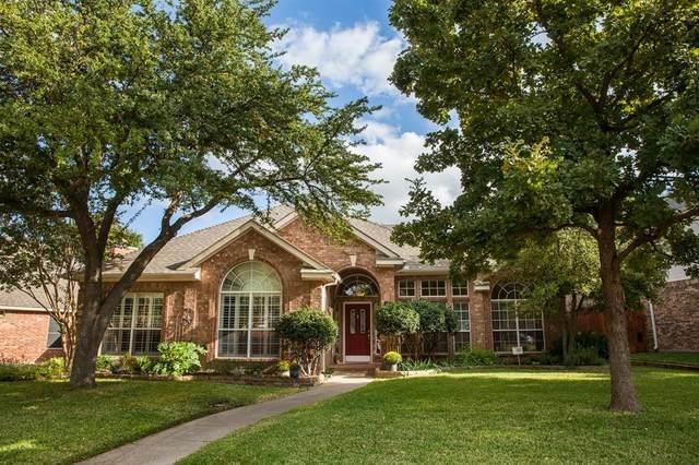 1131 Fairfax Drive, Allen, TX 75013 (MLS #14459489) :: Lyn L. Thomas Real Estate   Keller Williams Allen