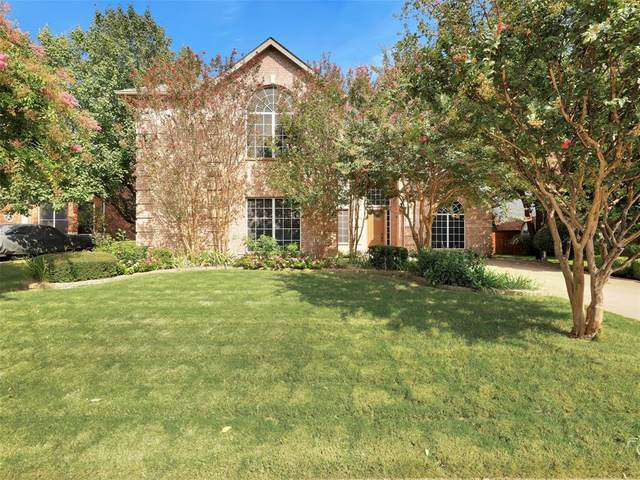 1501 Brimwood Drive, Mckinney, TX 75072 (MLS #14459494) :: Team Hodnett