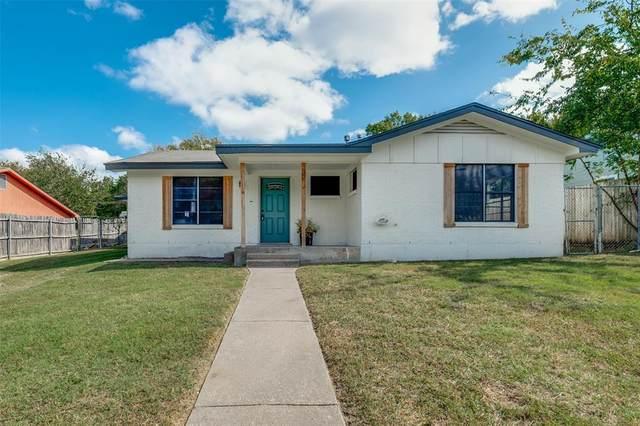 1505 S Elm Street, Weatherford, TX 76086 (MLS #14459498) :: Trinity Premier Properties