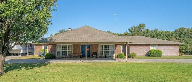 1072 Wagonseller Road, Bowie, TX 76230 (#14459504) :: Homes By Lainie Real Estate Group