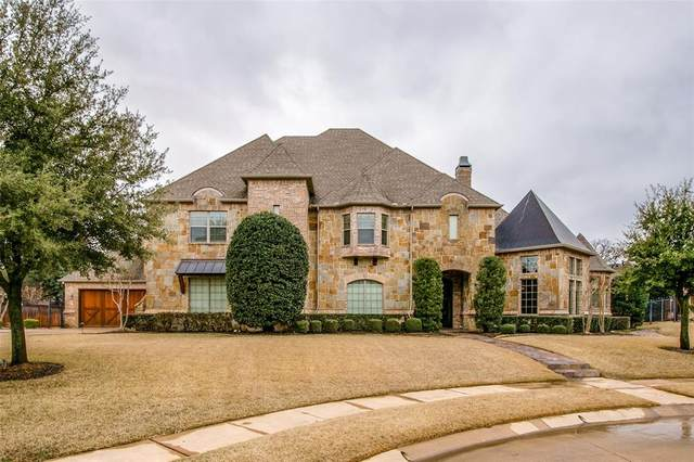 905 Chalet Court, Colleyville, TX 76034 (MLS #14459509) :: The Mauelshagen Group