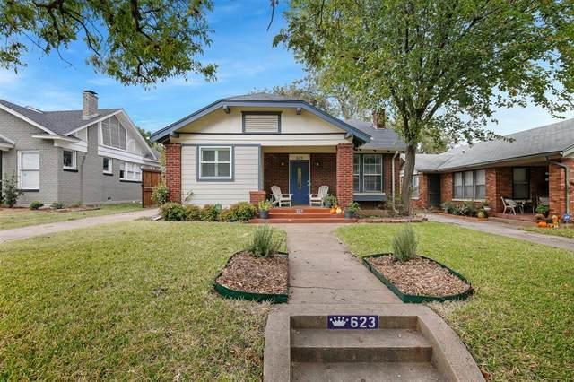 623 N Rosemont Avenue, Dallas, TX 75208 (MLS #14459512) :: Robbins Real Estate Group