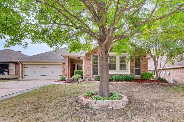 2336 Claremont Court, Flower Mound, TX 75028 (MLS #14459516) :: The Rhodes Team