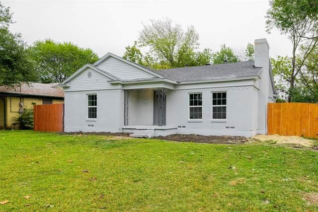 1936 Shortal Street, Dallas, TX 75217 (MLS #14459523) :: The Mauelshagen Group