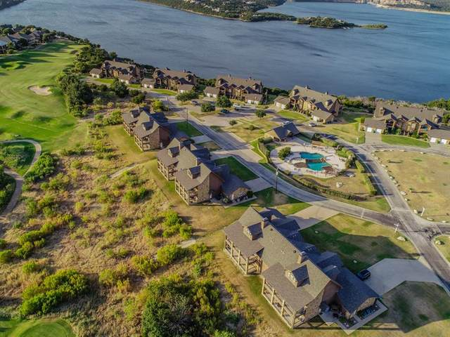 1001 Eagle Point Circle, Possum Kingdom Lake, TX 76449 (MLS #14459540) :: Real Estate By Design