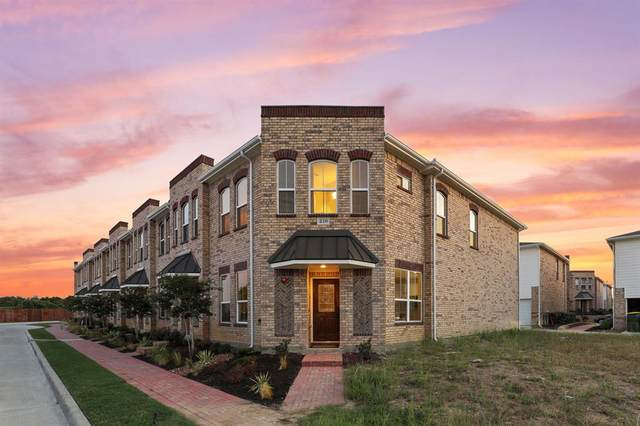 206 Emma Drive, Lewisville, TX 75057 (MLS #14459553) :: The Rhodes Team