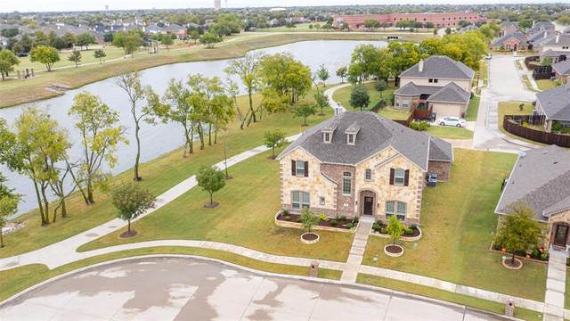 1801 Commander Court, Allen, TX 75002 (MLS #14459556) :: Frankie Arthur Real Estate