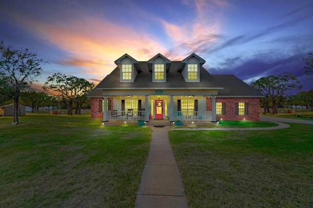 235 Single Oak Lane, Santo, TX 76472 (MLS #14459588) :: The Kimberly Davis Group
