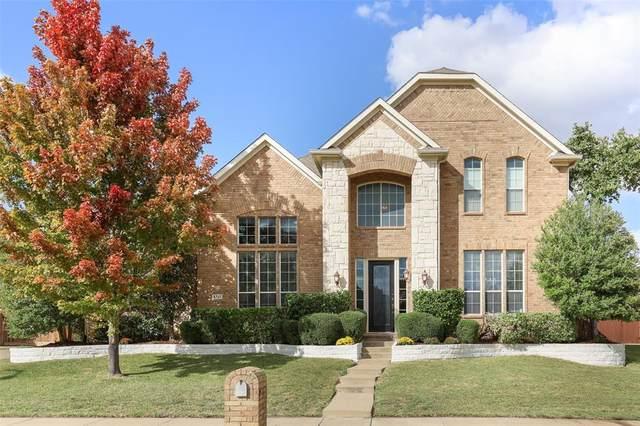 5721 Braewood Lane, Fort Worth, TX 76244 (MLS #14459596) :: The Mauelshagen Group