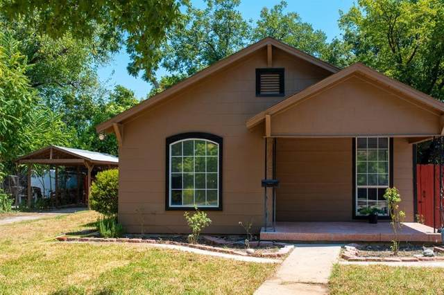 1012 Cleckler Avenue, Fort Worth, TX 76111 (MLS #14459624) :: The Sarah Padgett Team