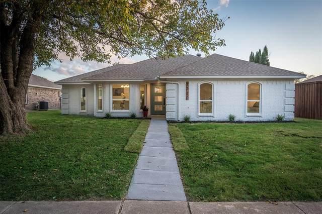 1320 Marigold Drive, Allen, TX 75002 (MLS #14459658) :: Lyn L. Thomas Real Estate   Keller Williams Allen