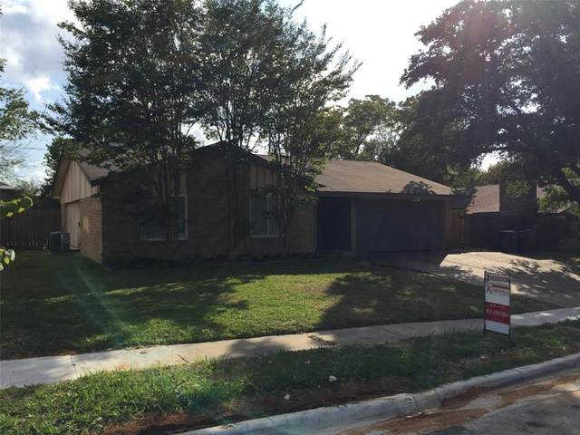 116 W Williamsburg Manor, Arlington, TX 76014 (MLS #14459671) :: Front Real Estate Co.