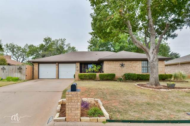 3025 Chimney Rock Road, Abilene, TX 79606 (MLS #14459690) :: Robbins Real Estate Group