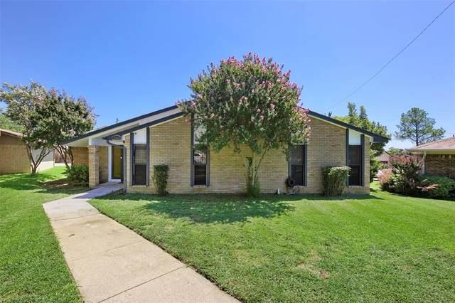 600 Cheyenne Court S, Irving, TX 75062 (MLS #14459710) :: Post Oak Realty