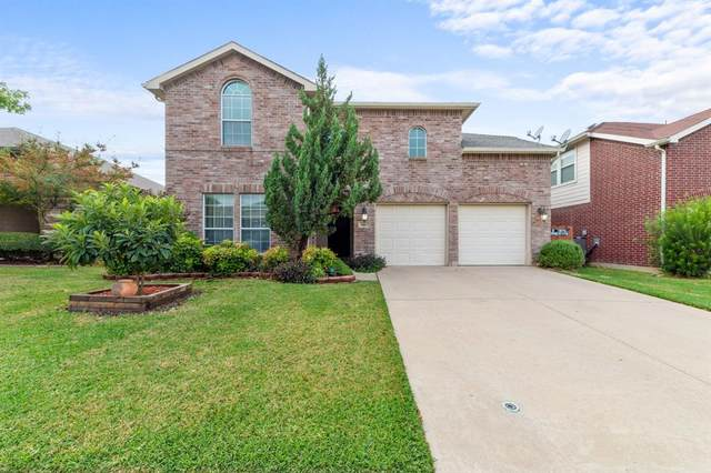 14017 Lost Spurs Road, Fort Worth, TX 76262 (MLS #14459769) :: The Mauelshagen Group