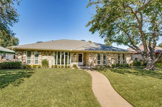 7329 Foxworth Drive, Dallas, TX 75248 (MLS #14459792) :: The Mauelshagen Group