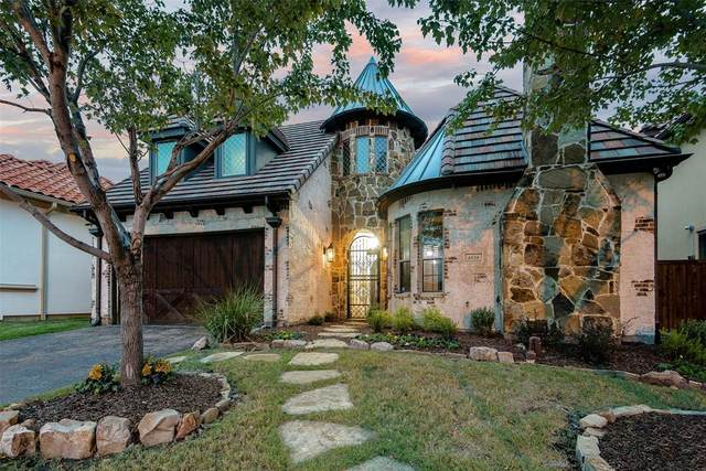 4528 Florence Drive, Frisco, TX 75034 (#14459796) :: Homes By Lainie Real Estate Group