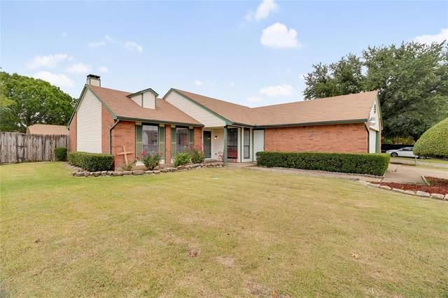710 Woodcrest Way, Forney, TX 75126 (MLS #14459813) :: The Rhodes Team