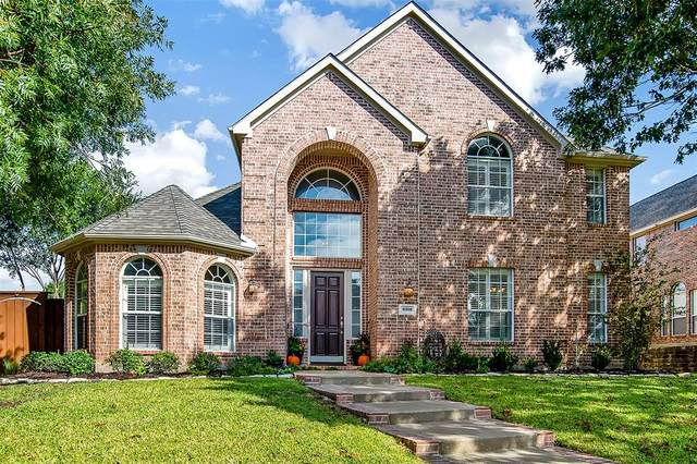 8302 Indianola Drive, Frisco, TX 75033 (MLS #14459819) :: The Tierny Jordan Network