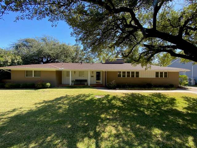 6463 Floyd Drive, Fort Worth, TX 76116 (MLS #14459831) :: EXIT Realty Elite
