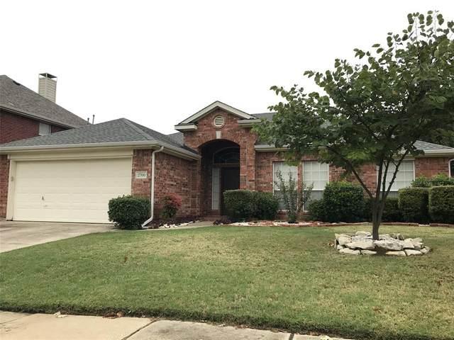2700 Timberhaven Drive, Flower Mound, TX 75028 (MLS #14459832) :: The Rhodes Team