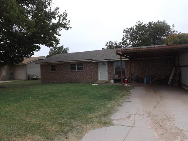 712 NW Avenue G, Hamlin, TX 79520 (MLS #14459842) :: The Tierny Jordan Network