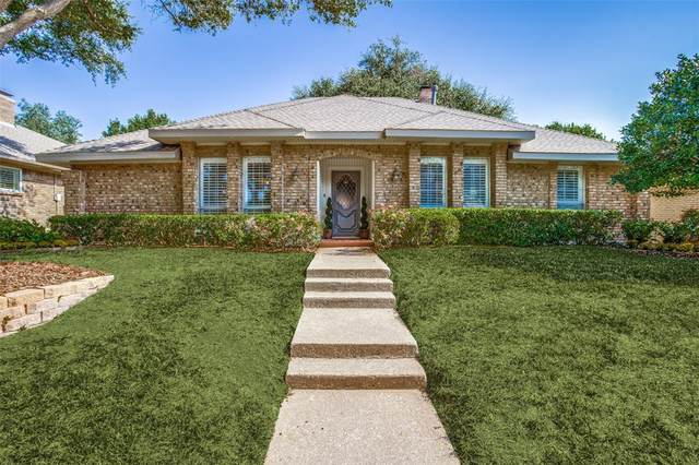 9035 Oakpath Lane, Dallas, TX 75243 (MLS #14459847) :: The Mauelshagen Group