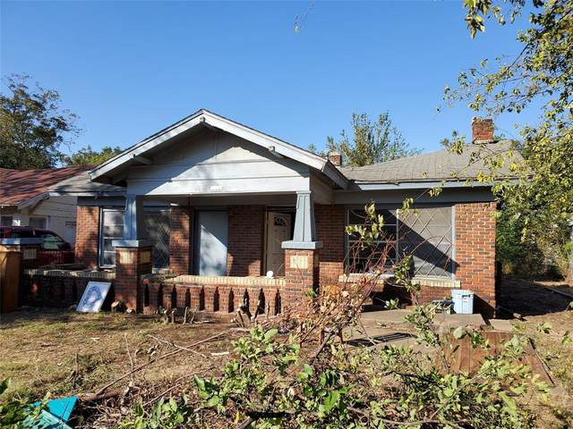 2504 Vogt Street, Fort Worth, TX 76105 (MLS #14459858) :: The Mauelshagen Group
