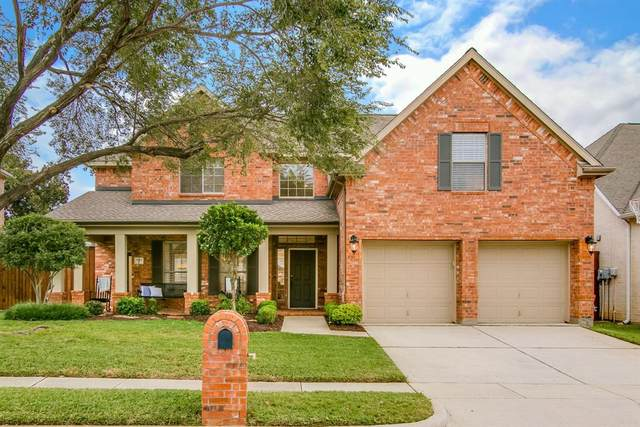 3913 Vicksberry Trail, Flower Mound, TX 75022 (MLS #14459860) :: Hargrove Realty Group